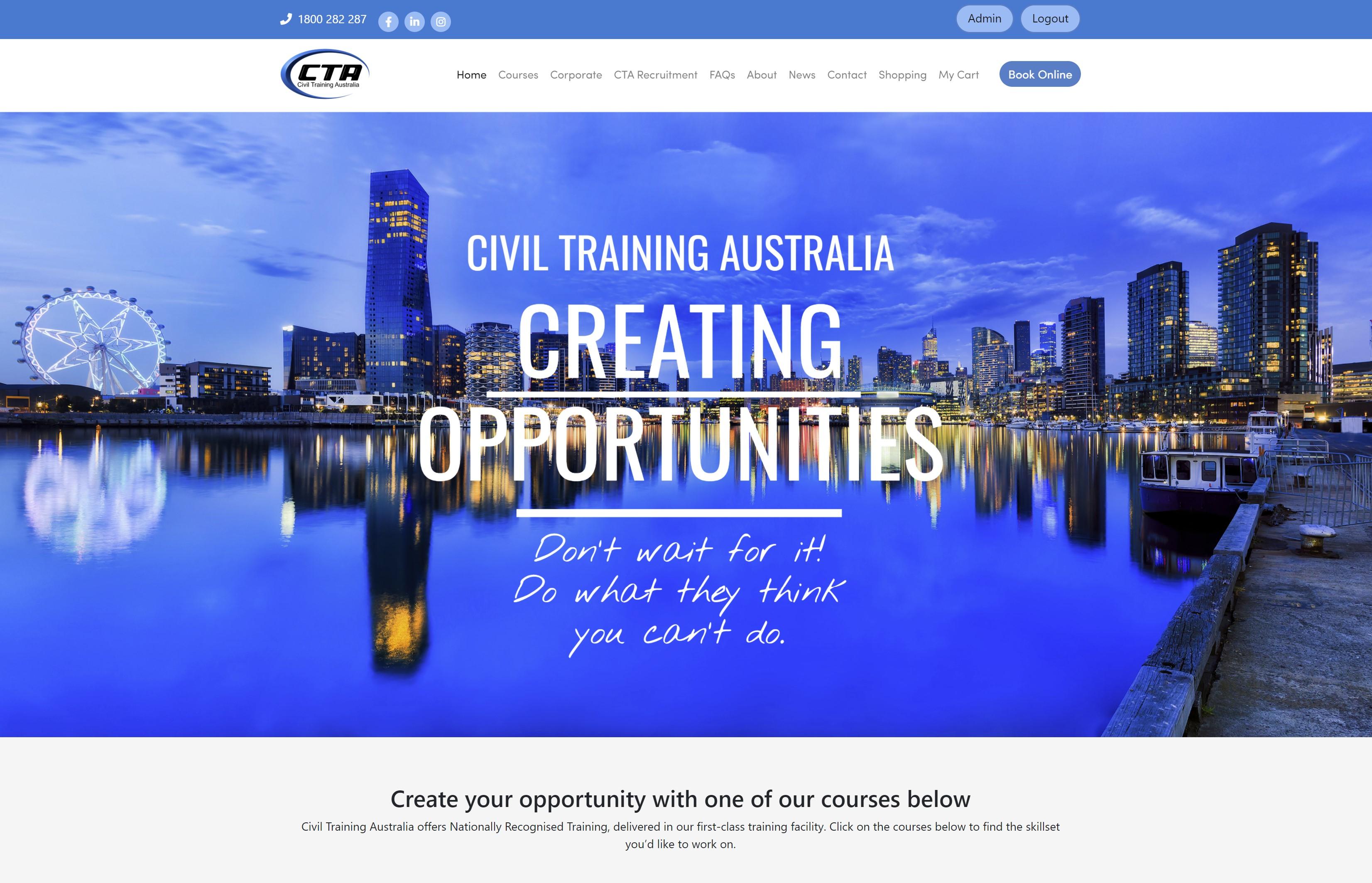 Civil Training Australia