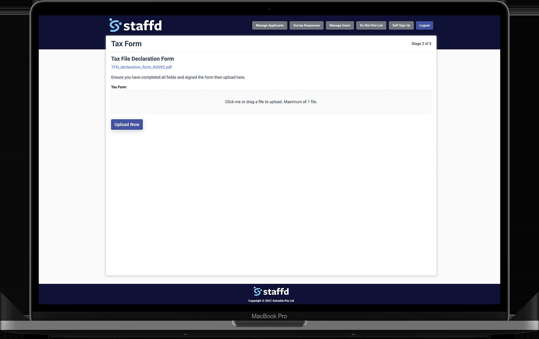 Form Uploads